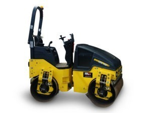 Bomag Smooth Drum Roller
