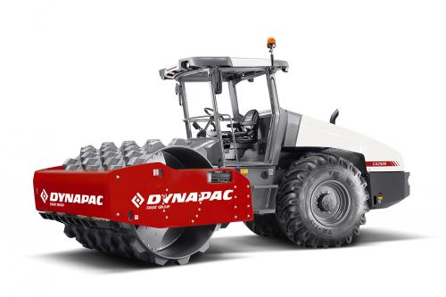 Dynapac 7 Tonne Padfoot Roller