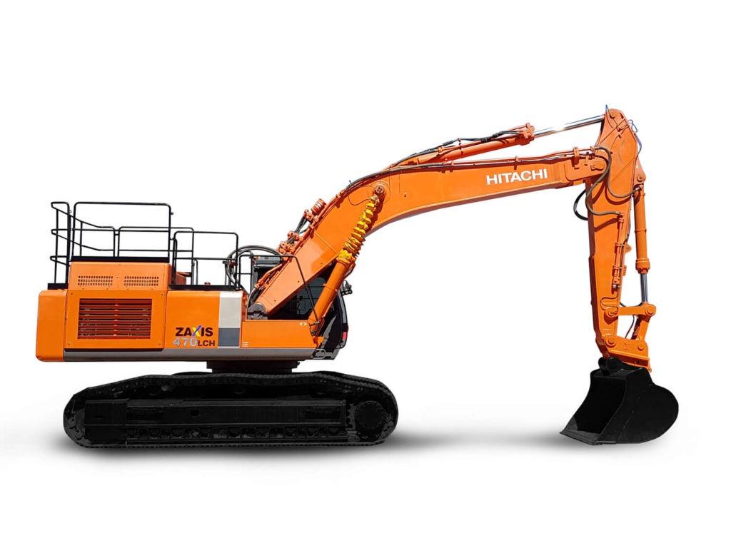 Hitachi 47 Tonne Excavator