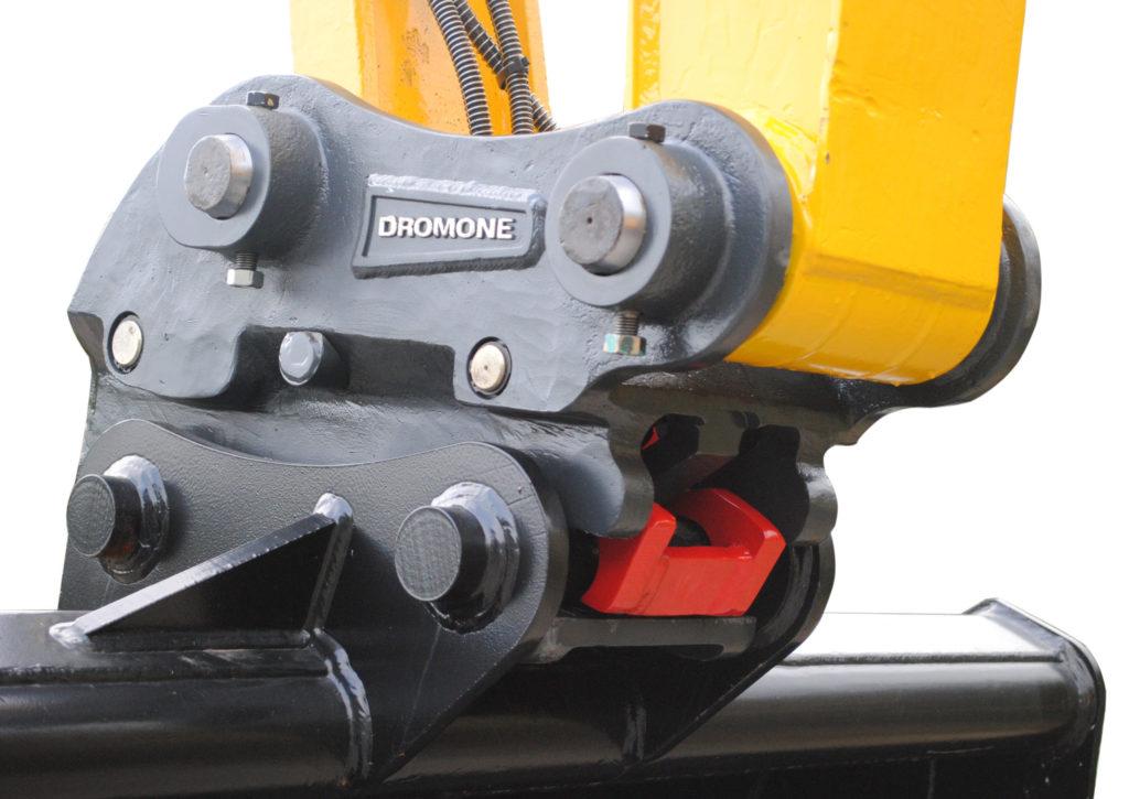 Close-up image of Dromone-MultiLock.