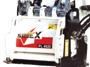 Simex Self Leveling Profiler on white background