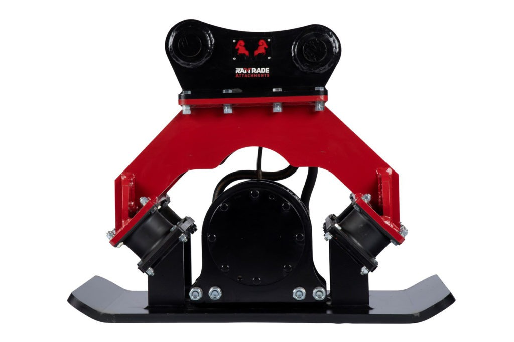 RAMRADE Vibe Plate attachment on white background