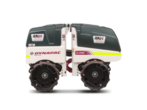 Dynapac Remote Trench Roller