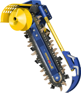 Auger Torque Trencher XHD1200