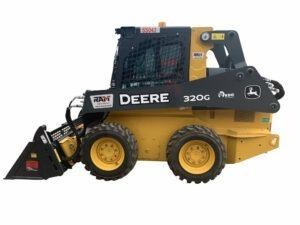 John Deere 3.5 tonne Skid Steer