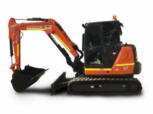 Hitachi 6.5 Tonne Excavator