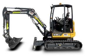 John Deere 3.5 tonne Excavator