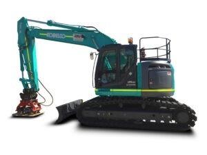 Kobelco 23.5 tonne excavator