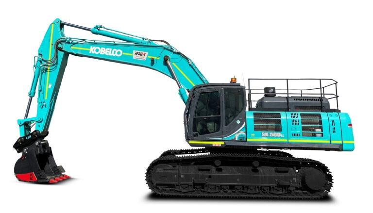 Kobelco 50 Tonne Excavator