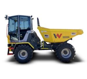Wacker Neuson 9 tonne site dumper