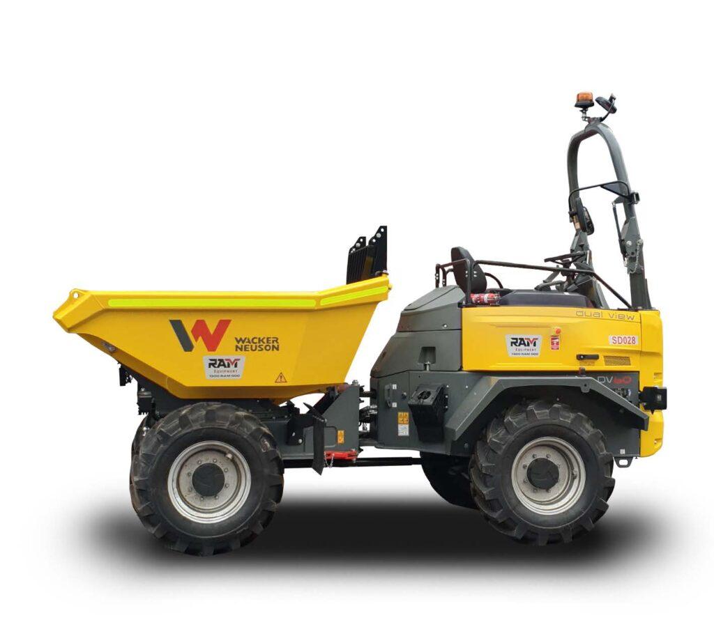 Wacker Neuson Site Dumper (6T)